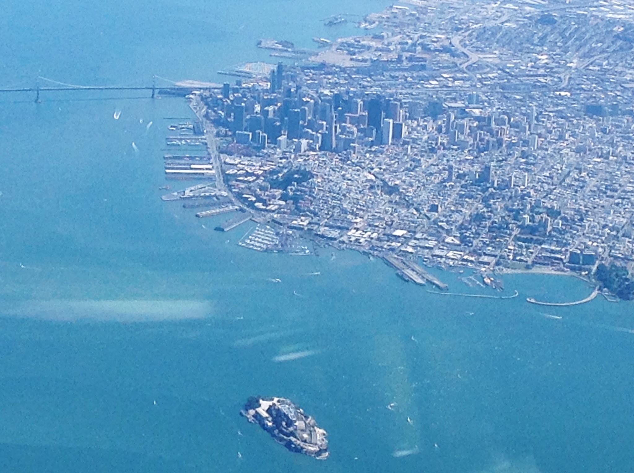 SFO en Alcatraz