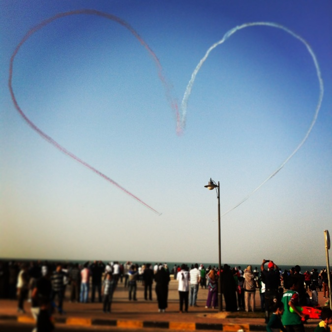 airshow kuwait 2013